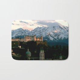 Salzburg Castle Bath Mat