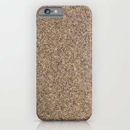 Sand Texture iPhone Case