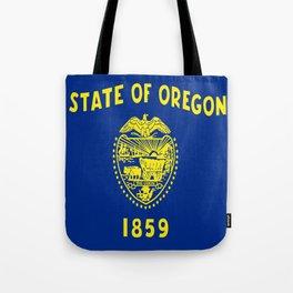 flag of oregon,america,usa,west,pacific, Beaver State,Oregonian,Portland,Salem,Eugene Tote Bag