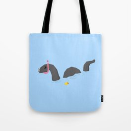 Accidental Legends: Loch Ness Tote Bag
