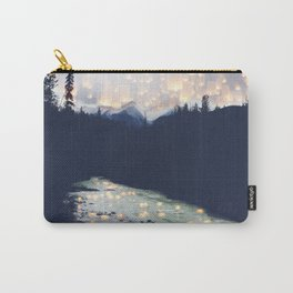 Make a wish -Yoho National park Carry-All Pouch