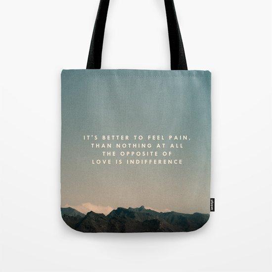 Stubborn Love Tote Bag
