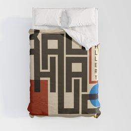 Bauhaus Poster I Duvet Cover
