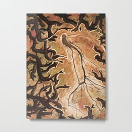 Blush Spirit Metal Print
