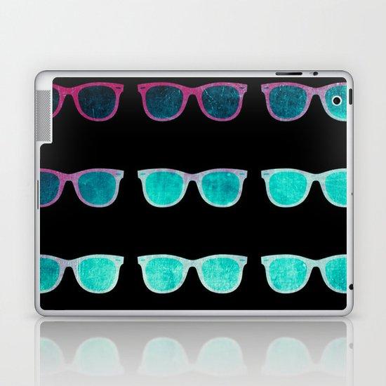 NEO GLASSES Laptop & iPad Skin