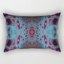 Fragmented 62 Rectangular Pillow