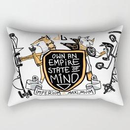 Imperial Mindset Rectangular Pillow