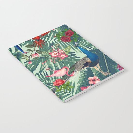 tropical fun nature  Notebook