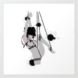 Chiyo - Eternal Art Print