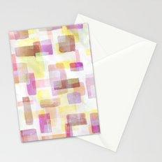 Building Blocks in Light Stationery Cards