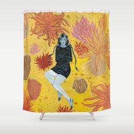 Warmth Shower Curtain