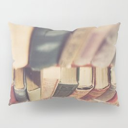 The Library Pillow Sham