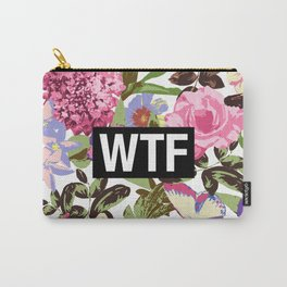 WTF Carry-All Pouch