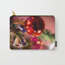 Campanillas Carry-All Pouch