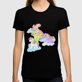 g1 my little pony Rainbow Curl T-shirt