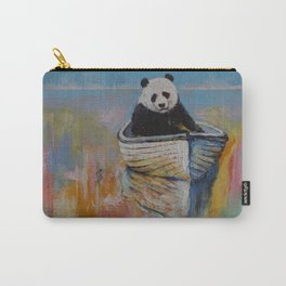 Watercolors Carry-All Pouch