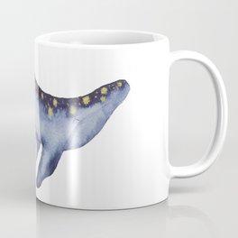 Magical Humpback Whale Coffee Mug