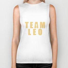 Team Leo Biker Tank