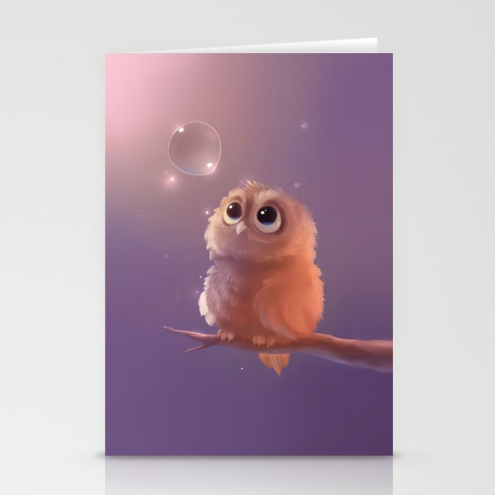 Little Guardian Stationery Cards