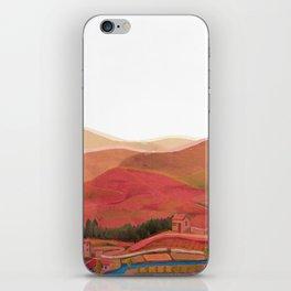 my village iPhone Skin