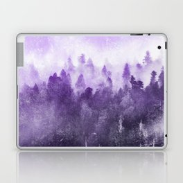 Ultra Violet Adventure Forest Laptop & iPad Skin