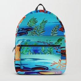 Beautiful Sea Life Backpack