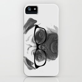 Pugster iPhone Case