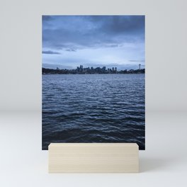 Waterfront Mini Art Print