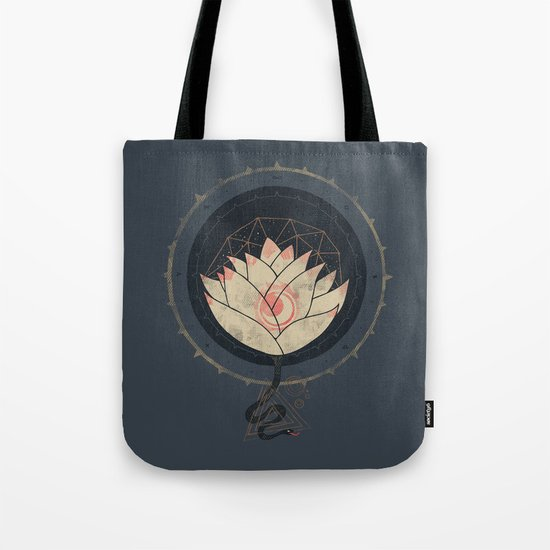 Lotus Tote Bag