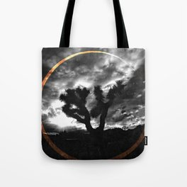 Sacred Joshua Tree — Icons & Relics. Tote Bag