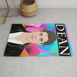 Dean Winchester - Supernatural Rug