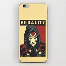 Equality iPhone & iPod Skin