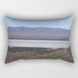 landscape geometry Rectangular Pillow