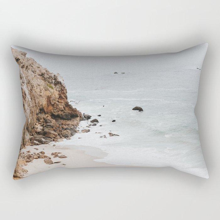 malibu coast / california Rectangular Pillow
