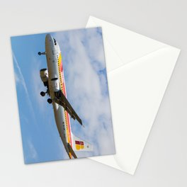 Iberian Airbus A320 Stationery Cards