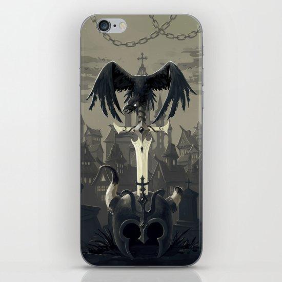 Dark Times iPhone & iPod Skin