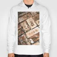 palestine Hoodies featuring Stepping on History by J.LaShaye