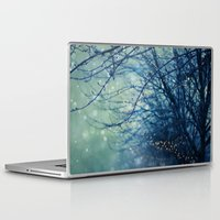 silent Laptop & iPad Skins featuring Silent Night  by Laura Ruth