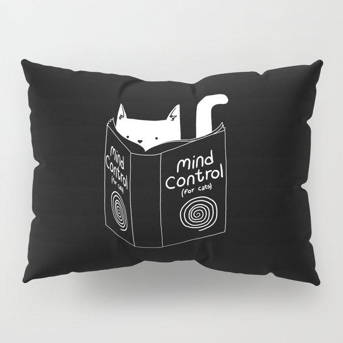 Mind Control 4 Cats Pillow Sham