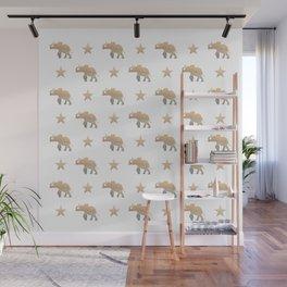 ELEPHANT & STARS Wall Mural