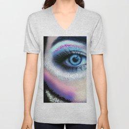 Eye of the Warrior Unisex V-Neck