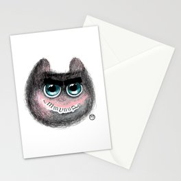 Pal-Cat Stationery Cards