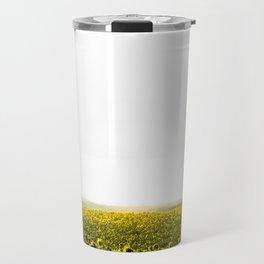 Summer fields Travel Mug