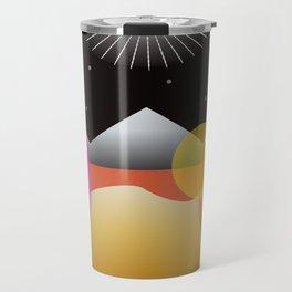 Solar Flares Travel Mug