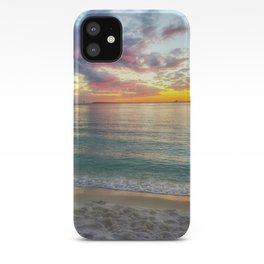 Kaleidoscope Sunset iPhone Case