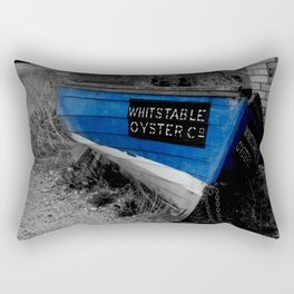 Whitstable Oysters Rectangular Pillow