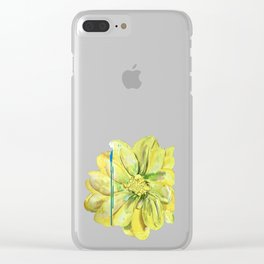 These Will Last Longer Than Roses Clear iPhone Case