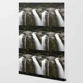 PNW Waterfall Wallpaper