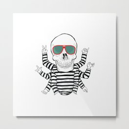The funniest cool ever Metal Print
