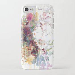 take care of your garden iPhone Case